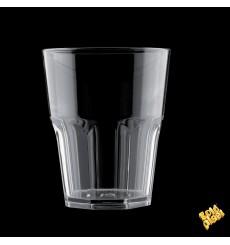 Bicchiere Riutilizzabile SAN Rox Trasparente 300ml (120 Pezzi)