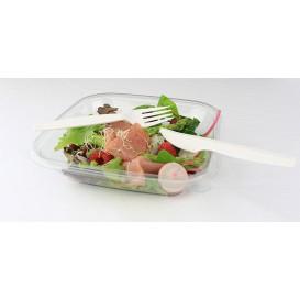 Forchetta Biodegradabile PLA Crema 160mm (1000 Pezzi)