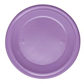 Piatto di Plastica Fondo Lille PS 220mm (600 Pezzi)