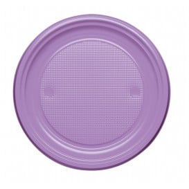 Piatto di Plastica Piano Lille PS 170mm (1100 Pezzi)