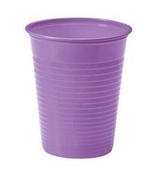 Bicchiere di Plastica Viola PS 200ml (1500 Pezzi)