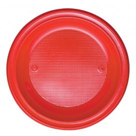 Piatto di Plastica Fondo Oro PS 220mm (600 Pezzi)