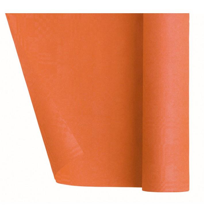 Tovaglia di Carta Rotolo Arancione 1,2x7m (1 Pezzi)