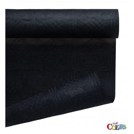 Tovaglietta di Carta 1,2x7m Argento (25 Pezzi)
