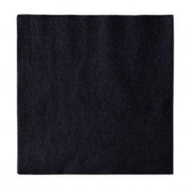Tovagliolo di Carta 2 Velis Nero 33x33cm (50 Pezzi)