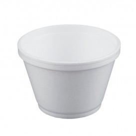 Coppette Termici EPS Bianco 6OZ/180ml Ø89mm (1000 Pezzi)