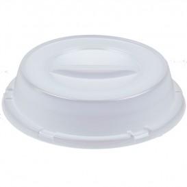 Copertura Alta Plastica PS Semitrasparente Ø230mm (125 Pezzi)