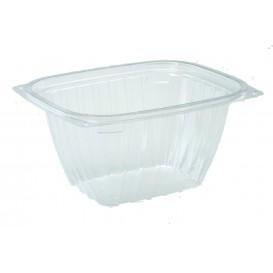 """Contenitore di Plastica OPS """"Clear Pac"""" Trasparent 473ml (63 pezzi)"""