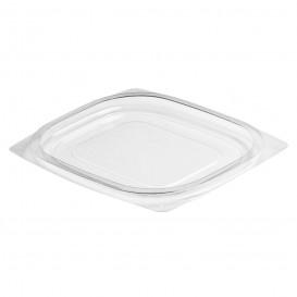 Coperchio di Plastica OPS Plano Trasp. Contenitore 118/177ml (63 Pezzi)