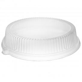 Coperchio di Plastica Trasparente per Piato Ø260mm (125 Pezzi)
