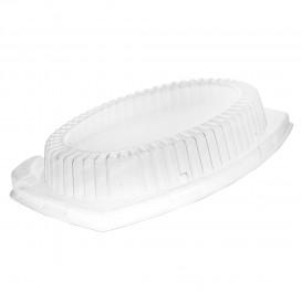 Coperchio di Plastica Trasparente per Vassoi 280x220mm (125 Pezzi)