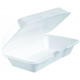 Contenitori EPS Lunchbox Bianco 225x140mm (250 Pezzi)