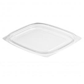 Coperchio di Plastica OPS Plano Trasp. Contenitore 237/355/473ml (63 Pezzi)