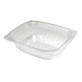 """Contenitore di Plastica OPS """"Clear Pac"""" Trasparent 237ml (63 pezzi)"""