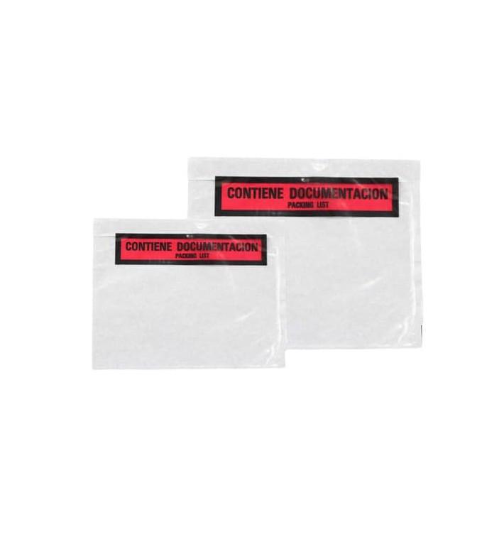 Busta Adesivi Packing List Stampato 175x130cm (250 Uds)