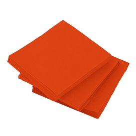 Tovagliolo di Carta Cocktail Rosso 20x20cm (2400 Pezzi)