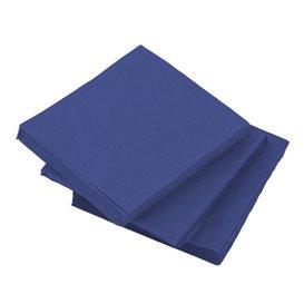 Tovagliolo di Carta Cocktail Blu 20x20cm (2400 Pezzi)