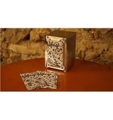 """Tovagliolo di Carta """"Cachemire"""" 17x17cm (200 Pezzi)"""