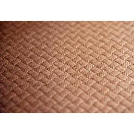 Tovaglia di Carta Rotolo Marrone 1x100m 40g (6 Unità)