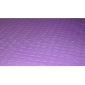 Tovaglia di Carta Rotolo Lilla 1x100m 40g (6 Unità)