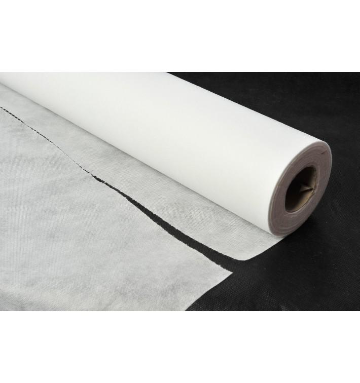 Tovaglia Rotolo Non Tessuto Bianco 1,2x50m 50g (1 Unità)