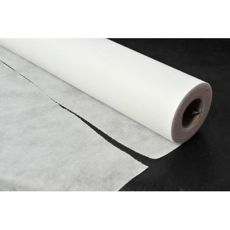 Tovaglia Rotolo Non Tessuto Bianco 1,2x48m 50g (1 Unità)