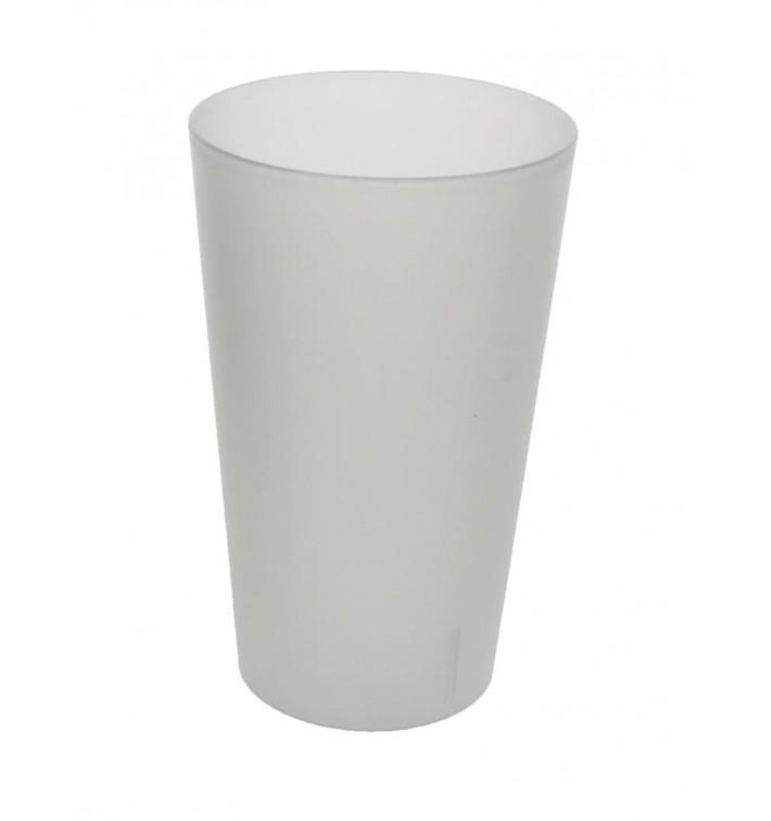 Bicchiere Riutilizzabile PP Traslucido 330ml (16 Pezzi)