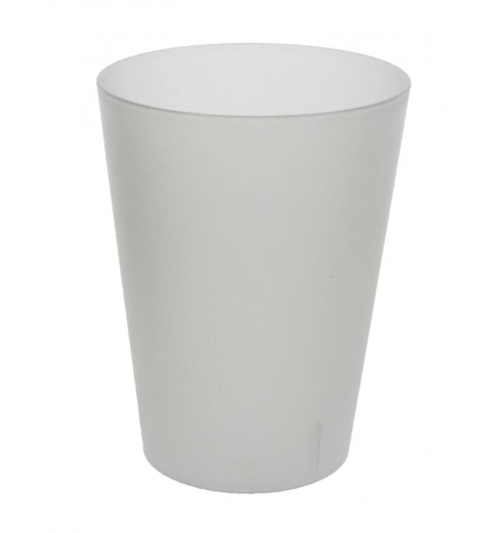 Bicchiere Riutilizzabile PP Traslucido 500ml (384 Pezzi)