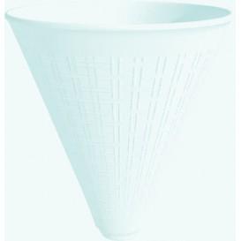Cono Isotermico per Fritte Bianco 355 ml (25 Pezzi)