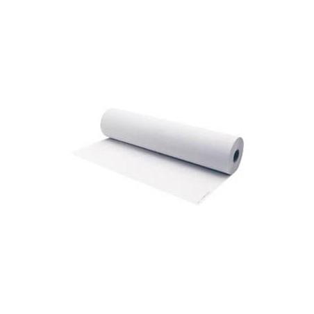 Rotolo Carta Pretagliata Lettini 0.58x70m Bianco (6 Pezzi)