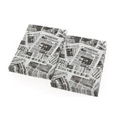 """Tovagliolo di Carta """"Stampa"""" 17x17cm (200 Pezzi)"""