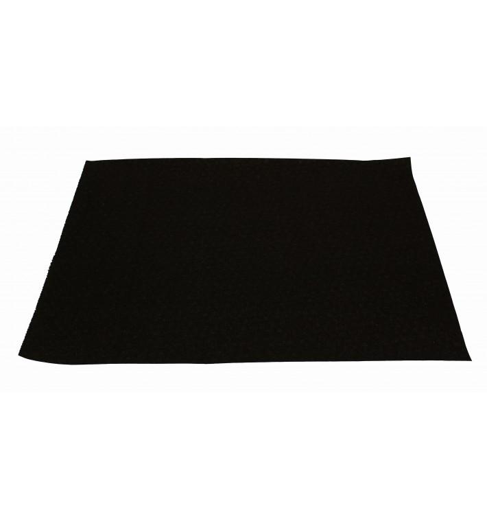 Tovaglietta di Carta 30x40cm Nero 40g (1.000 Pezzi)