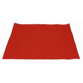 Tovaglietta di Carta 30x40cm Rosso 40g (1.000 Pezzi)