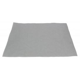 Tovaglietta di Carta 30x40cm Argento 50g (2500 Pezzi)