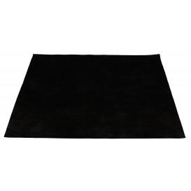 Tovaglietta Non Tessuto Nero 30x40cm 50g (500 Pezzi)