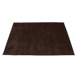 Tovaglietta Non Tessuto Marrone 30x40cm 50g (500 Pezzi)