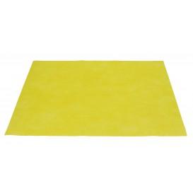 Tovaglietta Non Tessuto Giallo 300x400mm 50g (500 Pezzi)