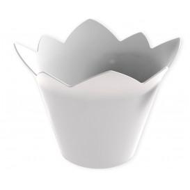 Ciotola Degustazione Waterlily Bianco 70 ml (500 Pezzi)
