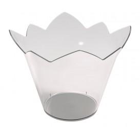 Ciotola Degustazione Waterlily Trasparente 70 ml (25 Pezzi)