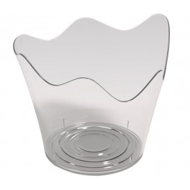 Ciotola Degustazione Rain Trasparente 90 ml (25 Pezzi)