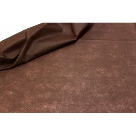 Tovaglia Non Tessuto Marron 120x120cm (150 Pezzi)