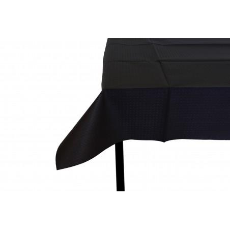 Tovaglia di Carta Taglio 1x1 Nero 40g (400 Pezzi)
