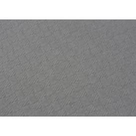 Tovaglia di Carta Taglio 1x1 Metro Grigio 40g (400 Pezzi)