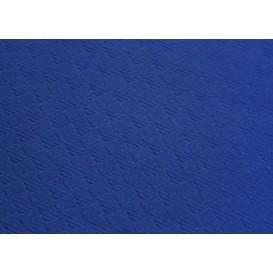 Tovaglia di Carta Taglio 1x1 Metro Blu 40g (400 Pezzi)