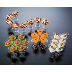 Coppa di Plastica Degustazione Tile Trasp. 62ml (12 Pezzi)