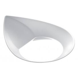 Piatto Degustazione Smart Bianco 8,6x7,1 cm (50 Pezzi)