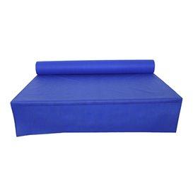 Tovaglia Rotolo Non Tessuto Blu Royal 1,2x50m 50g (1 Unità)