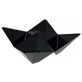 Ciotola Degustazione Origami PS Nero 103x103mm (500 Pezzi)