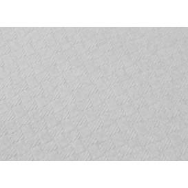 Tovaglia di Carta Taglio 1x1m Bianco 40g (480 Pezzi)