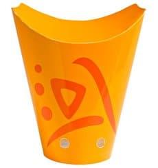Scatola Chiuso di Cibo Kraft 480ml (50 Pezzi)